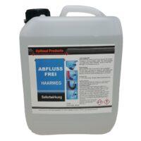 Abflussfrei 5 + 10 Liter
